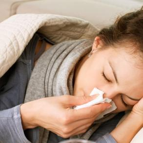 gripe y antibióticos